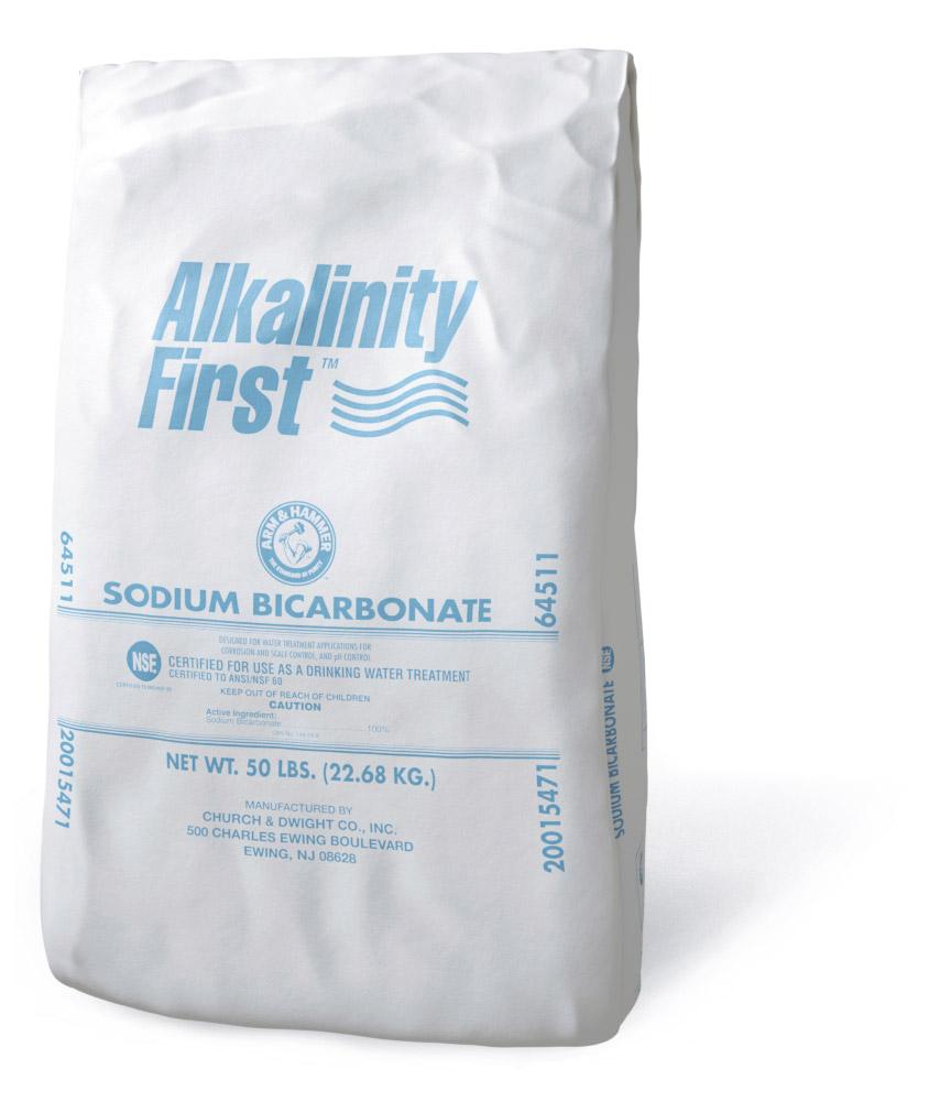Bag of Alkalinity First Sodium Bicarbonate